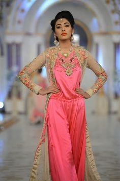 Pakistani Bridal Fashion - Pantene Bridal Couture Week PBCW 2013 - Erum Khan