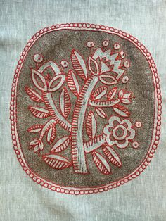 Embroidery by kasia Jacquot Embroidery Patterns, Hand Embroidery, Linen Stitch, Creative Embroidery, Hand Quilting, Hand Stitching, Hand Sewing, Textiles, Quilts