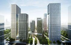 Tower Block Complex (2)