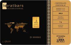 Gold - Karatbars International
