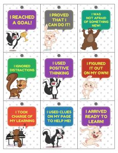 """Piano Lesson """"Brag Tags""""… Add These To Your Studio And Watch Your Students Blossom"""