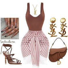 Stylish Summer Outfits, Cute Comfy Outfits, Dope Outfits, Classy Outfits, Stylish Outfits, Girl Outfits, Fashion Outfits, Womens Fashion, Estilo Madison Beer