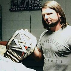 I Have A Crush, Having A Crush, Wrestling Rules, Aj Styles Wwe, Le Catch, Best Wrestlers, Ring Of Honor, Wwe Tna, Wwe Champions