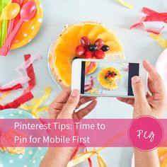Pinterest Tips: Time to Pin for Mobile First