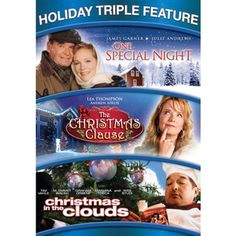 One Special Night / The Christmas Clause / Christmas In The Clouds. Offert en anglais seulement.. Price: $10.28
