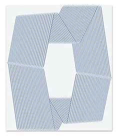Terry Haggerty, Step Up, 2011, acrylic on wood, 71 x 59 inches