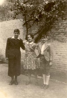 Brussel, Belgium, Rothschilds children in orphanage wearing yellow stars World War Ii, Belgium, Arch, Album, Stars, Couple Photos, Yellow, Children, World War Two