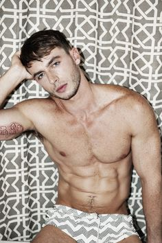 Patrick Frost by Daniel Rosenthal   Homotography