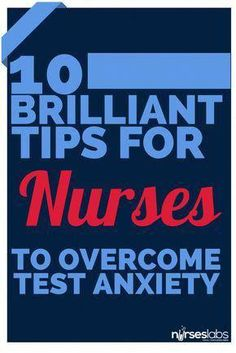10 Brilliant Tips to Overcome Test Anxiety Here are 10 helpful test taking tips on how to reduce or overcome test anxiety for any nursing exam including the NCLEX. Nursing Exam, Nursing Student Tips, Nursing Board, College Nursing, Best Nursing Schools, Nursing Tips, Nursing Students, School Nursing, Nursing Graduation