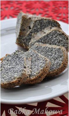 wasabi: Babka Makowa oraz niedzielne wizyty u Dominikanów Poppy Seed Cake, Polish Recipes, I Want To Eat, Cupcake Cookies, Bon Appetit, Bagel, Baking Recipes, Banana Bread, Good Food