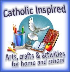 Lent and Easter Crafts and Activities | Catholic Inspired ~ Arts, Crafts, and Activities!