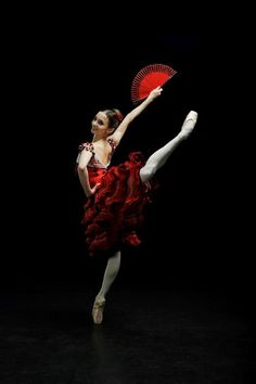 True beauty, strength, and power: Maria Kochetkova: Principle Dancer with the San Francisco Ballet!