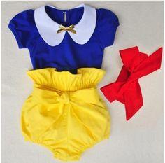 Snow White Three Piece Outfit – RandomRegalia