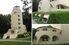 Einstein Tower - Erich Mendelsohn
