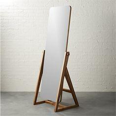 Wooden Mirror Stand Designs : Best standing mirror images floor mirror standing mirror