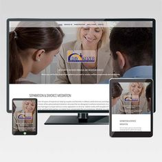 Website design for Day Keizer Paralegal and Mediation
