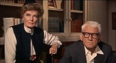 """Katharine Hepburn 1967 Oscar    """" (1967): More than 30 years after her first Oscar win"""