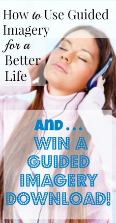 Win a guided imagery audio download from the Live Well Series!  {Meditation, Mindful Living, Giveaways, Mindfulness, Relaxation, Stress Management, Better Mood, Mental Wellness}