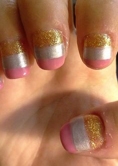 Fall is coming. Whether you're headed back to school, stocking up on supplies for your classroom, or just feeling nostalgic about your years in the sandbox, why not break out the paints? Nail paints, that is.