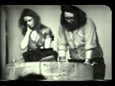 "Anne Waldman and Ted Berrigan read their poem ""Memorial Day,"" ca 1973"