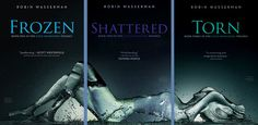 Formerly Skinned , Crashed and Wired.  REally great concept. Cold Awakening Trilogy by Robin Wasserman