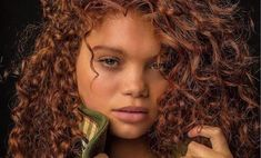 Carmen Feature in Rihanna's Fenty Ad Campaign – Coloured Kleurling My Heritage, Rihanna, Campaign, Dreadlocks, Ads, Hair Styles, Beauty, Color, Hair Plait Styles