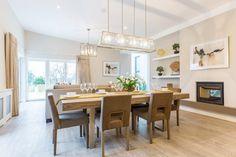 Carrickbrack Sutton | V E N T U R A Ventura Design, Dining Tables, Kitchens, Furniture, Home Decor, Kitchen Dining Tables, Dining Room Tables, Decoration Home, Room Decor