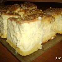 Puszysty sernik z wiaderka Yummy Treats, Delicious Desserts, Perfect Chocolate Cake, Polish Recipes, Cookie Desserts, Sugar Cookies, Low Carb Recipes, Cake Recipes, Cheesecake