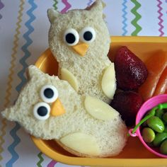 {Lunchbox Fun} - Some great ideas to add some fun back into lunch time!