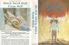 13. Black Devil Doll from Hell (1984) - The 50 Craziest Old School Horror VHS…