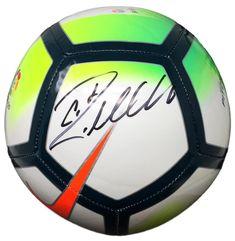 acf2ae97999 Cristiano Ronaldo Real Madrid Signed Nike Soccer Ball BAS K35305  Futbol   Soccer