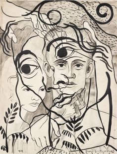 Francis Picabia, Untitled, 1932.