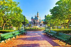 Disneyland Southern California