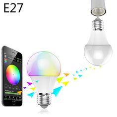 Magic Blue UU E27 Bulb Bluetooth 4.0-9.99 and Free Shipping| GearBest.com