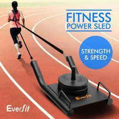 Fitness-Power-Sled-Training-Speed-Weight-Running-Crossfit-Strength-Harness-Band