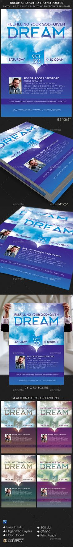 Sunday Barbecue Flyer Template  Church Print Templates