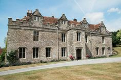 Our beautiful wedding venue; Boughton Monchelsea Place in Kent