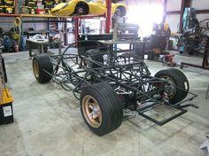 Ferrari 330 P4 Replica With A 575 Maranello V12 05 – Engine Swap Depot