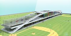 KingDome Sports Complex by Estudio Ramos