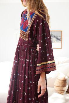 Ulla ╰☆╮Boho chic bohemian boho style hippy hippie chic bohème vibe gypsy fashion indie folk the 70s . ╰☆╮