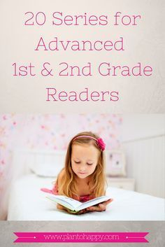 It can be tough finding books for young readers who are reading at a higher reading level. This list of books is for 7-8 year olds who are reading around the 5th or 6th Grade level. Yeah for books for kids!