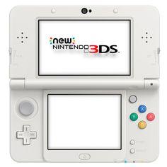 Videoconsola New Nintendo 3DS blanca #ofertas #regalos #regalar #tienda #madrid #españa