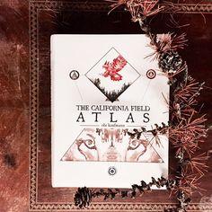 The California Field Atlas by Obi Kaufmann. (juniper ridge)