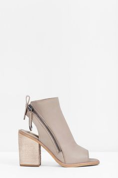 Port Peep Toe Booties at Tobi.com | #SHOPTobi | New Arrivals | Febuary 16'