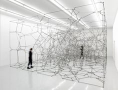Anita Leocadia — Antony Gormley - A Serpentine Gesture and Other...