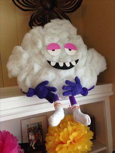 piñatas~Cloud piñata