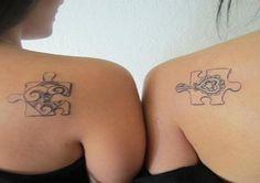 stunning ideas for best friend tattoos | Tattoo Designs for Men and Women | Tattoo Design Ideas