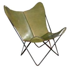 Mid Century Butterfly Chairs | Mid Century Butterfly Chair. At 1stdibs