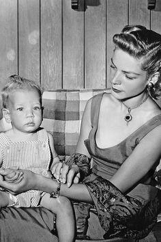 In Photos: Lauren Bacall's Effortless Glamor