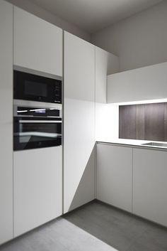 Corner section-Угловая секция Corner section - Kitchen Dinning, New Kitchen, Kitchen Decor, Corner Cupboard, Kitchen Corner, Corner Unit, Küchen Design, Cabinet Design, Kitchen Storage